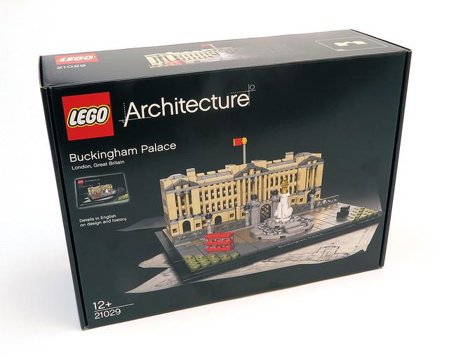 LEGO ® 21029 Architecture Buckingham Palace