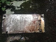 Samuel Thomas Yoder Memorial