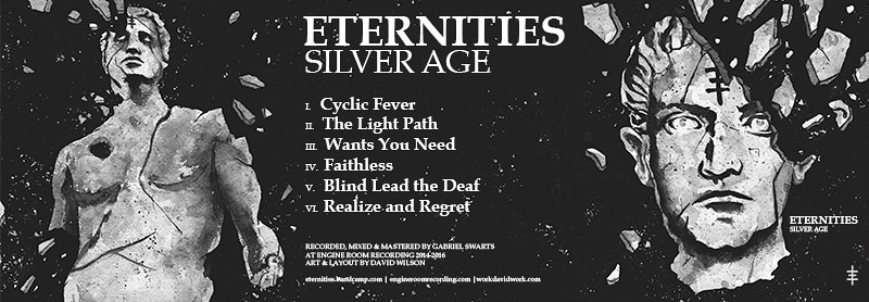 Eternities Silver Age Album Art