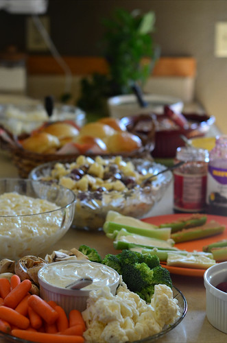Host a Potluck Dinner (290/365) | by trenttsd