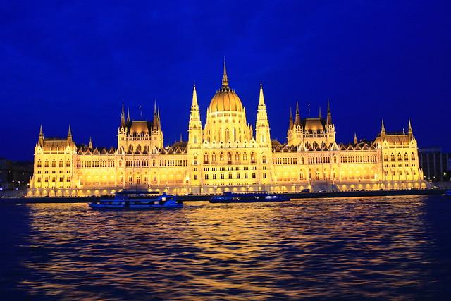 *Hungarian Parliament Building 1