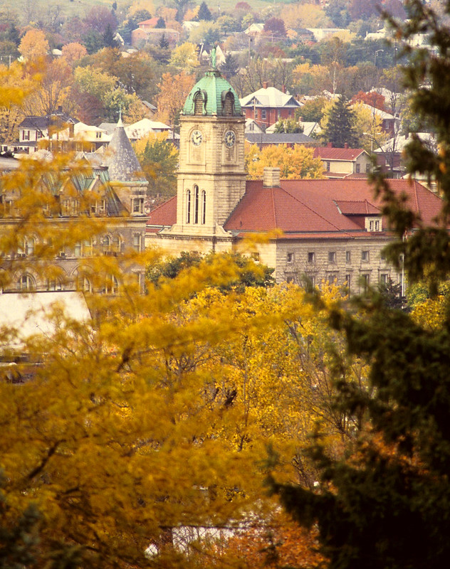 Fall in Harrisonburg