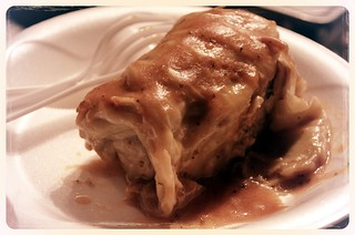 Staropolska stuffed cabbage at Chef Battle 2012 | by Louisa Chu