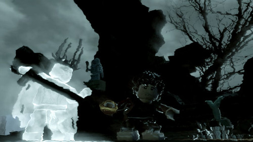 LEGO Lord of the Rings Screen Grab | by fbtb
