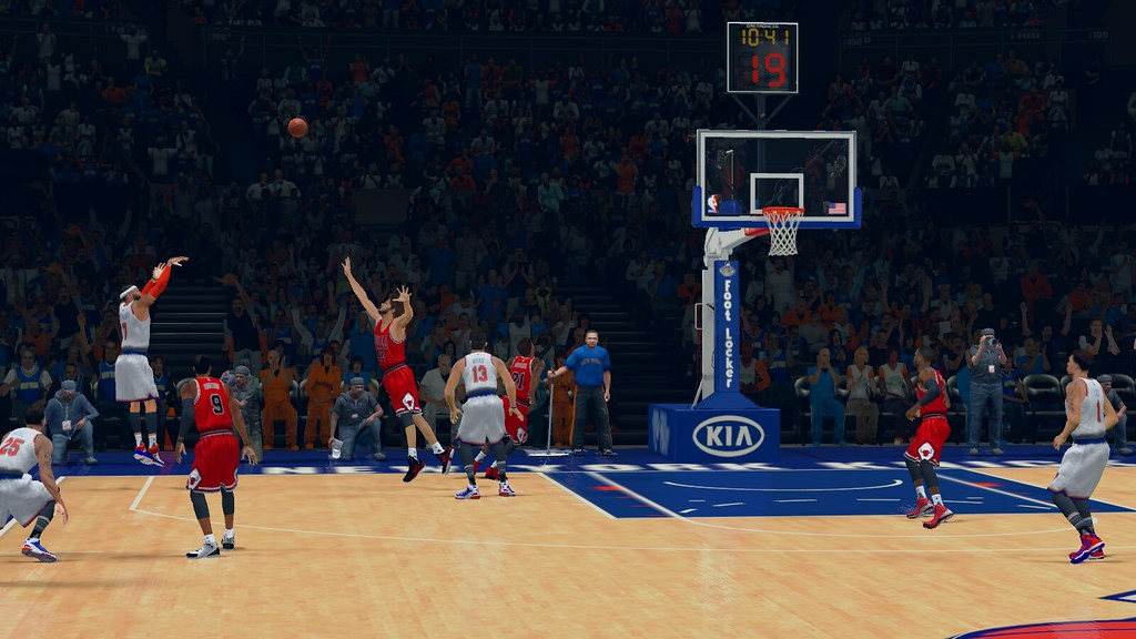 Nba 2k14 screenshots