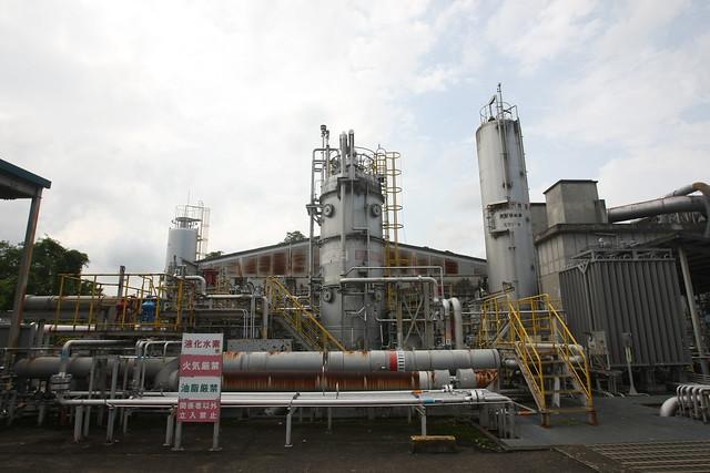 角田試験場報道公開_液酸/液水エンジン供給系試験設備_