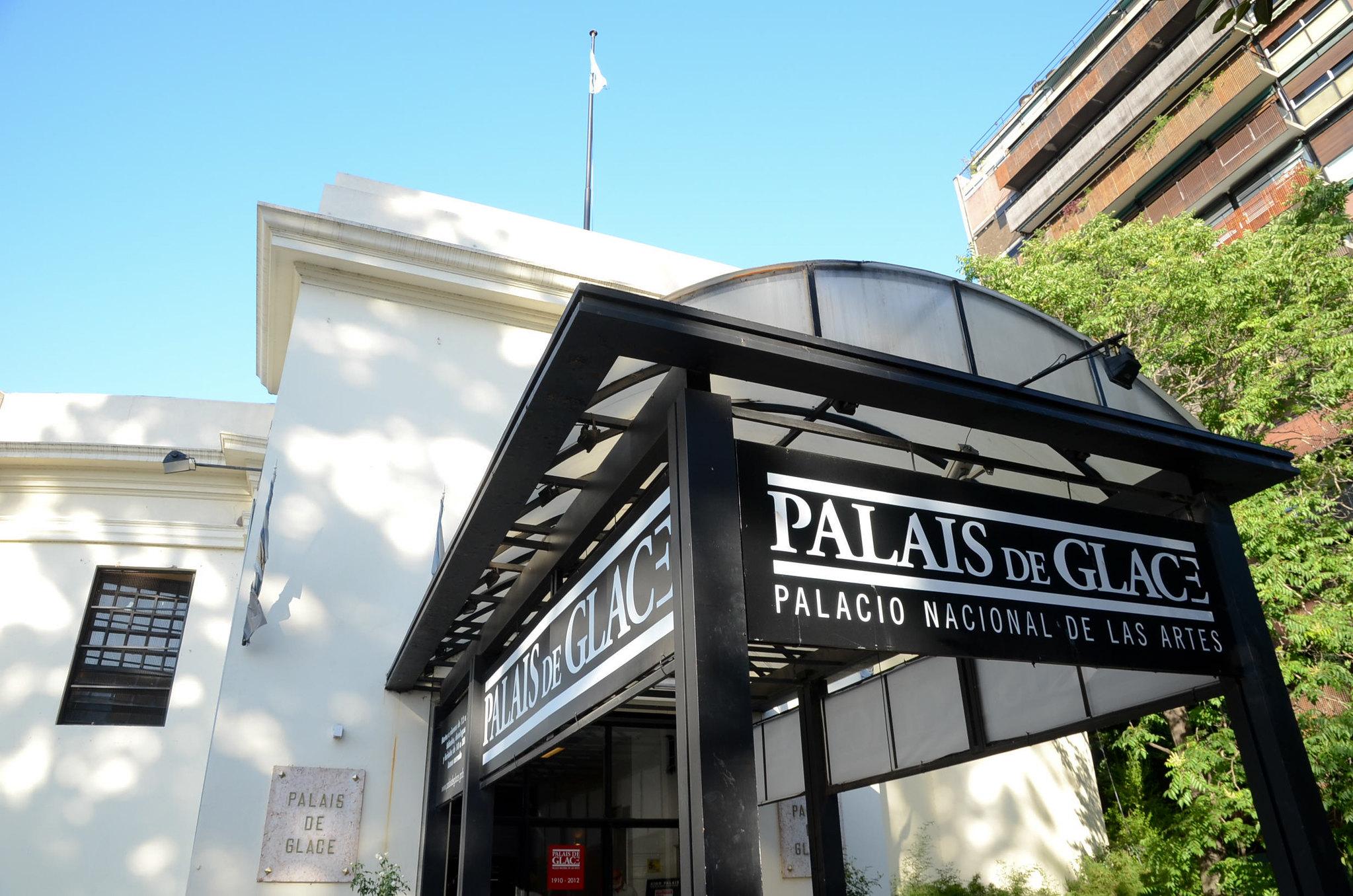 Palacio Nacional de la Artes (Ex-Palais de Glace)
