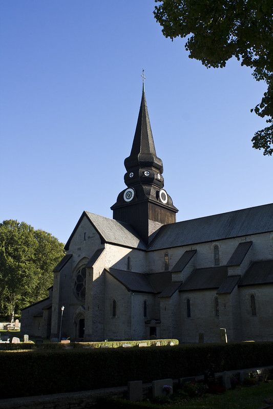 Varhems klosterkyrka