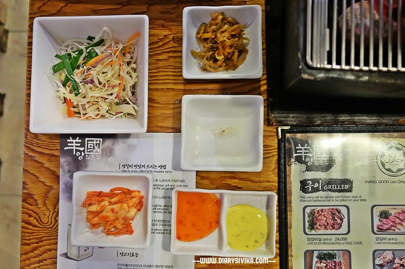 kuliner halal korea