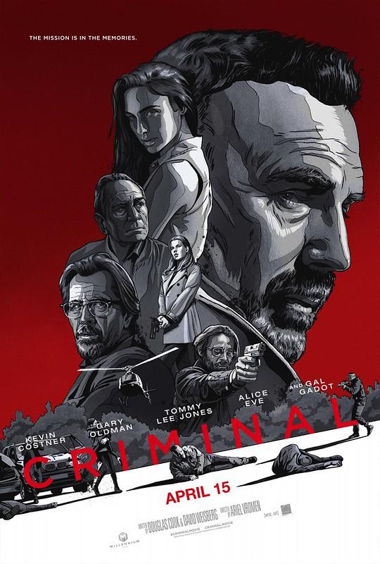 Criminal - Poster 8