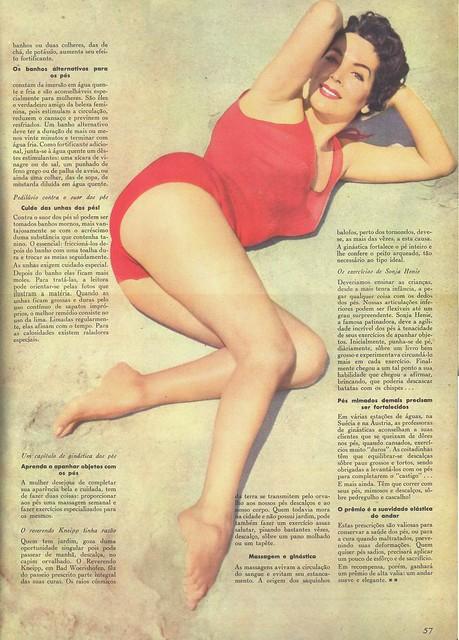 Lady, Nº 5, Fevereiro 1957 - 58