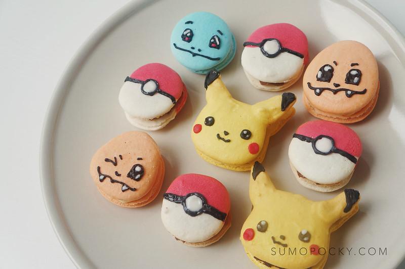 Pokemon Macaron