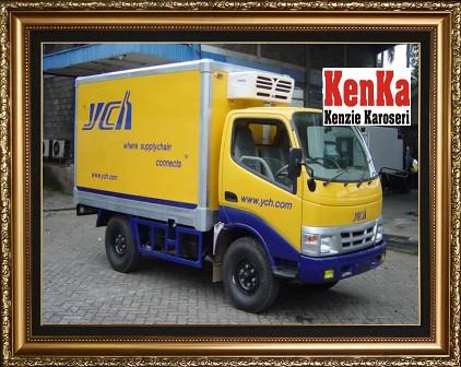 Karoseri Truck Toyota - 2