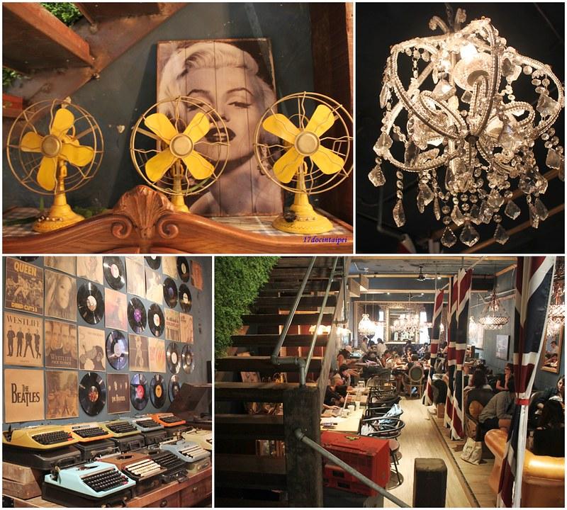 奧蘿茉OROMO -台北咖啡館-不限時間免費網路 (5)