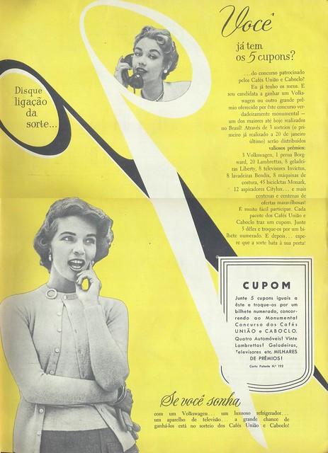 Lady, Nº 5, Fevereiro 1957 - 4