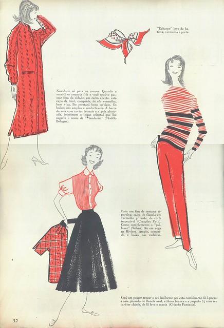 Lady, Nº 5, Fevereiro 1957 - 33