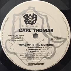 CARL THOMAS:I WISH(LABEL SIDE-B)