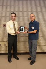 Randy Dittberner receives FABB appreciation award