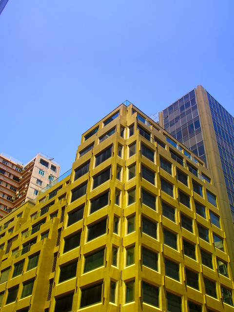 Golden Building