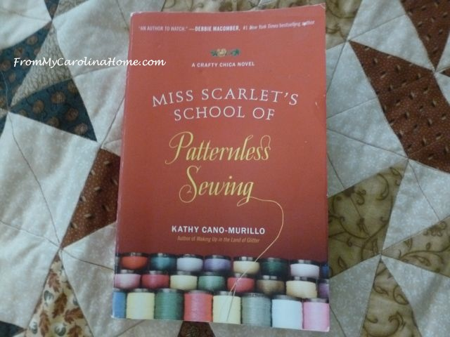 Sewing Fiction Series on From My Carolina Home