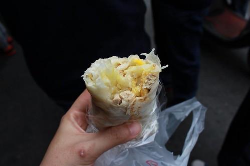 [台南旅遊]跟著在地人吃遍也走遍台南的大街小巷(14)_金得春捲