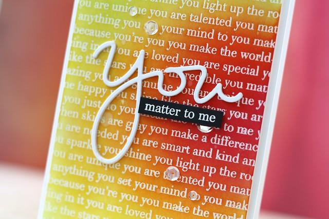 SSS-You Matter