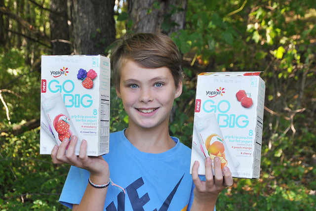 Yoplait Go Big