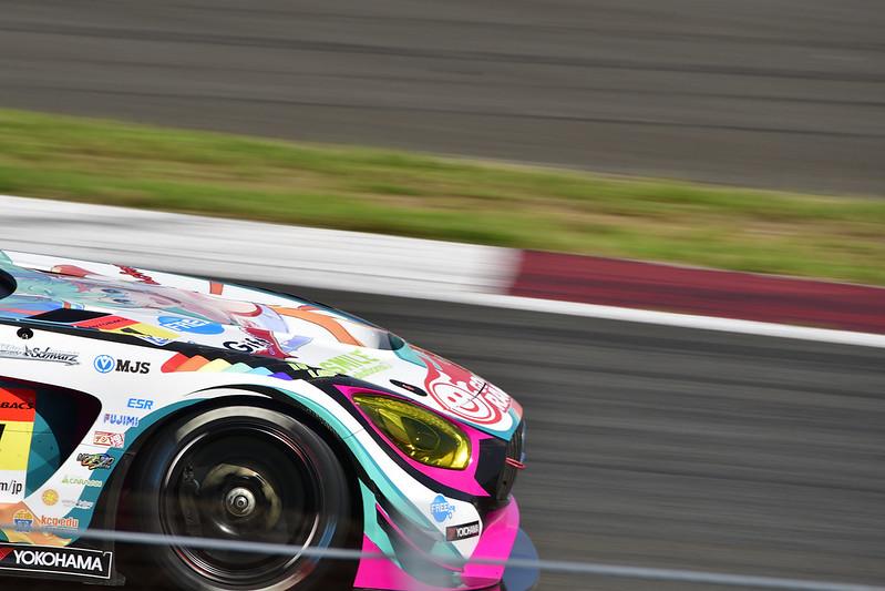 スーパーGT2016 Rd.5 FUJI