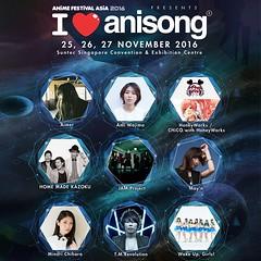 I <3 Anisong Singapore 2016