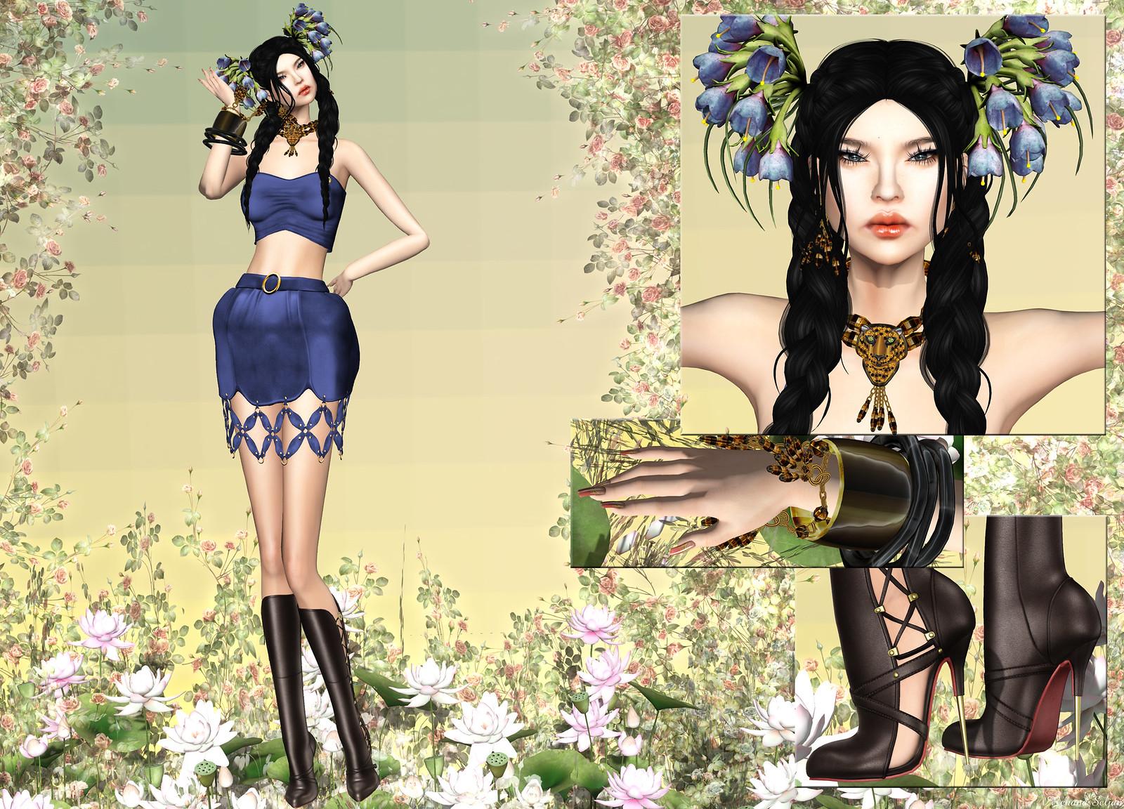 Elegance Boutique - Amy