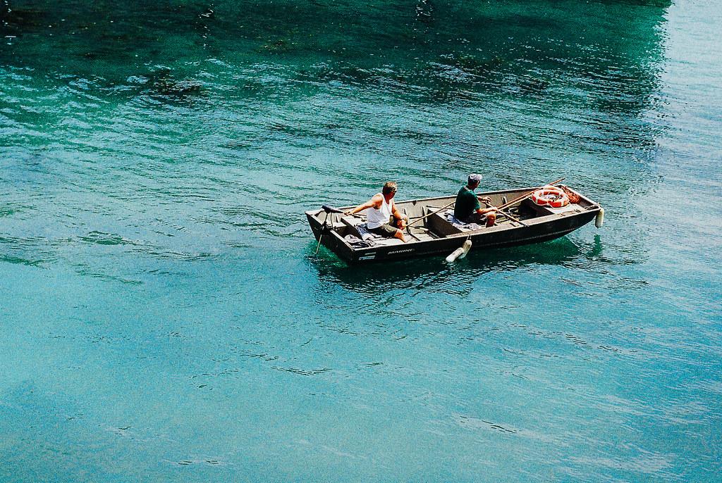 lake garda on film