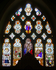 east window collected by Samuel Yarrington