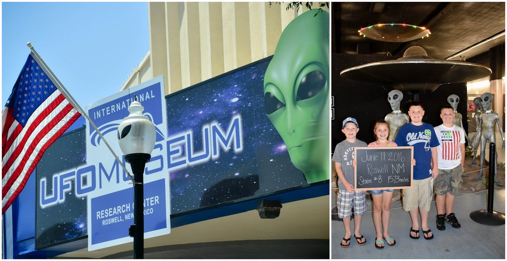 internainal ufo museum
