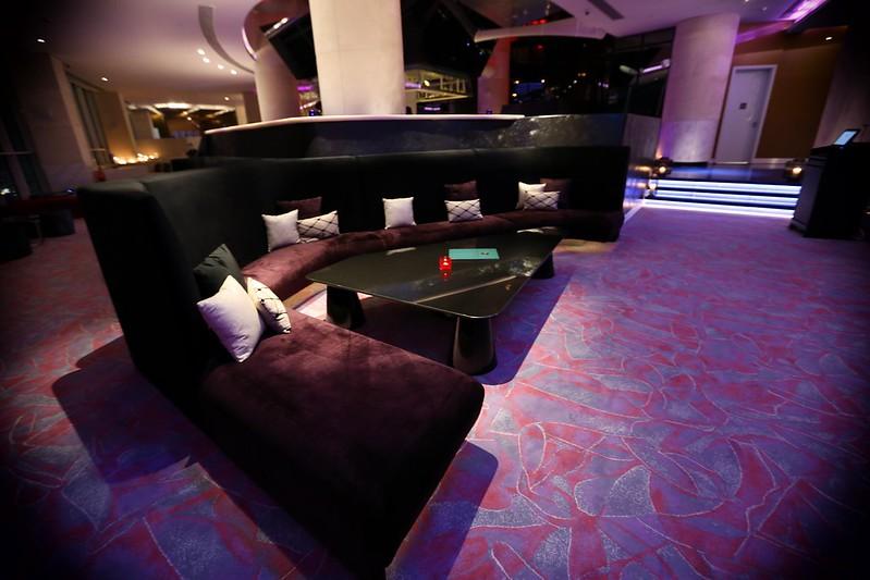 W Dubai Al Habtoor City lounge
