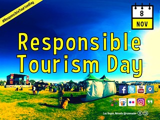 November 8 is Responsible Tourism Day #responsibletourismday #2016