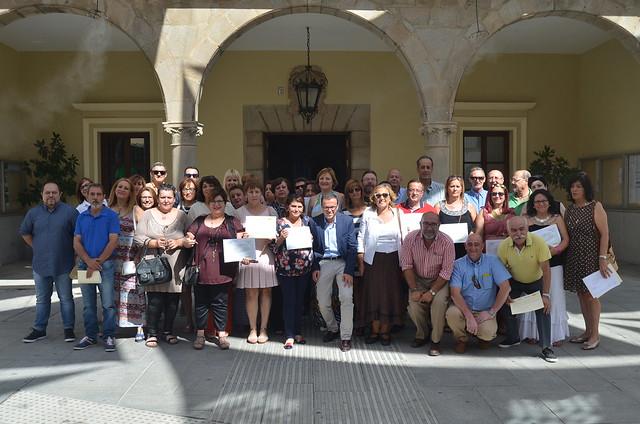 "Entrega de diplomas Proyecto @aprendicext ""Peridis"""