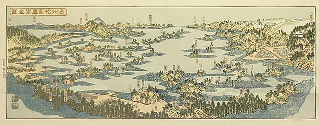 mapa matsushima