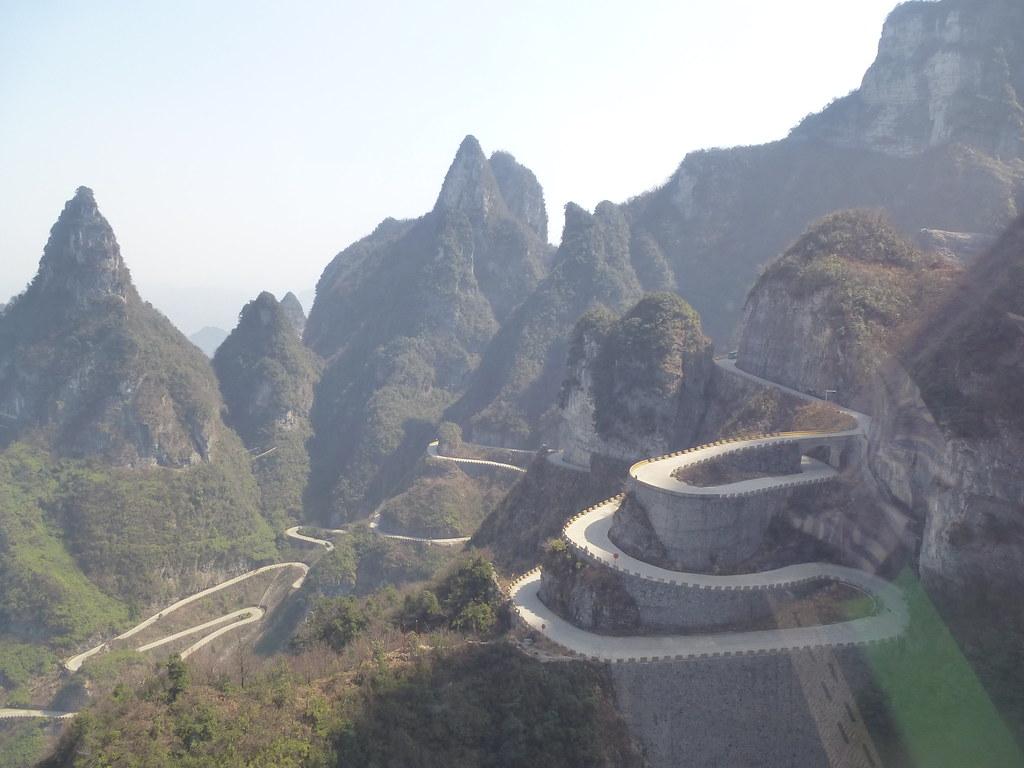 Hunan13-Zhangjiajie-Tianmen (55)