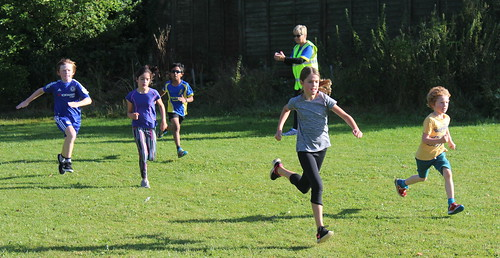 Basingstoke junior parkrun