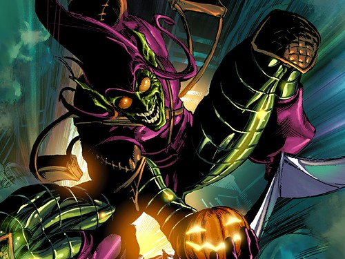 comics Green Goblin