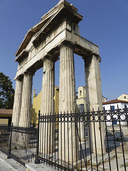 agora romaine 1