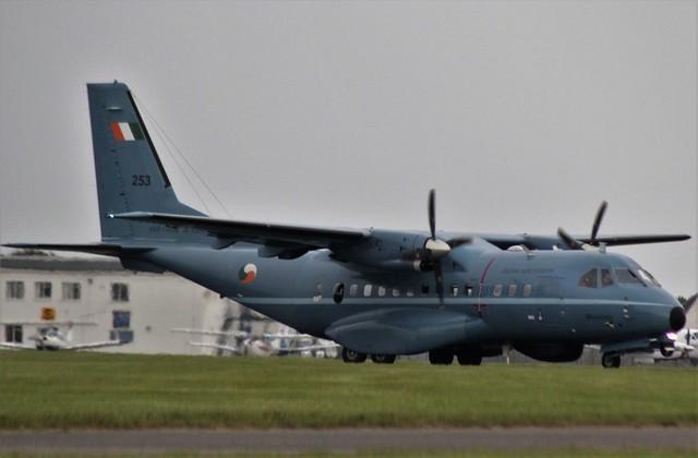 Irish Air Corps Casa CN235-100MPA 253 18AUG16