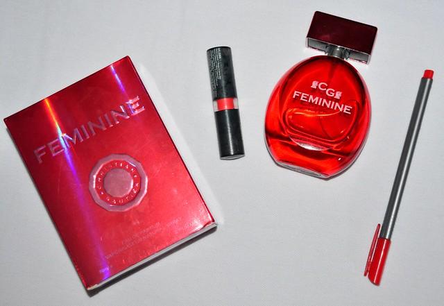 Christian Gautier Feminine Eau De Parfum for Women