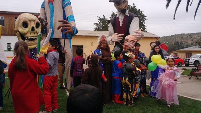 Feria Infancia Chile Crece Contigo Comuna de Canela