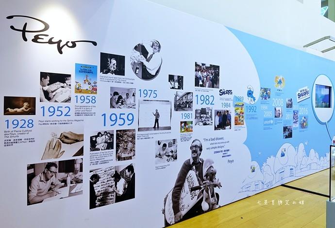 36 香港 海港城 Harbourcity 藍精靈 十分勁