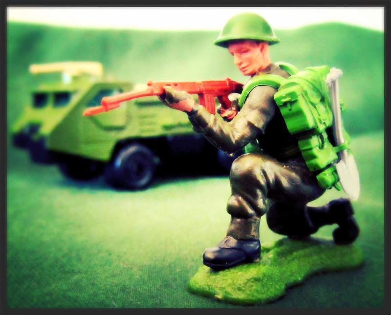 Toy soldiers, cowboys, indians, space men etc 8476325277_f08f93c150_c