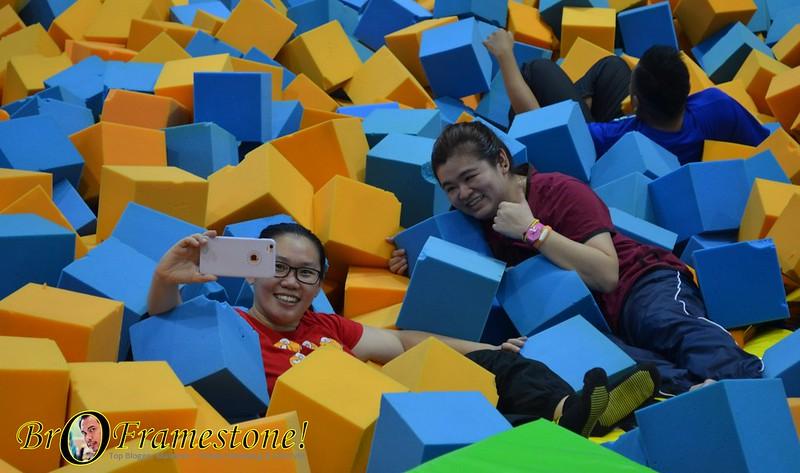 EnerZ Indoor Extreme Park, Subang Jaya Kembali Beroperasi