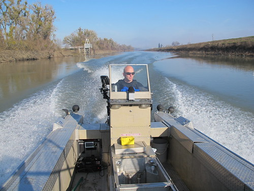 Boating the Sacramento River | by FISH-BIO