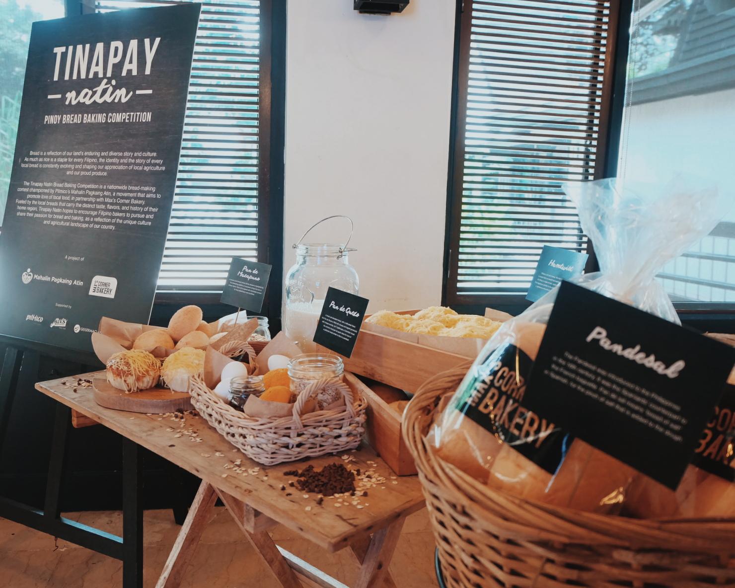 Tinapay Natin Bread Baking Competition