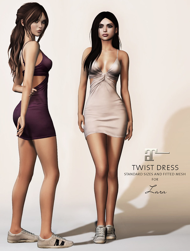 Maitreya Twist Dress